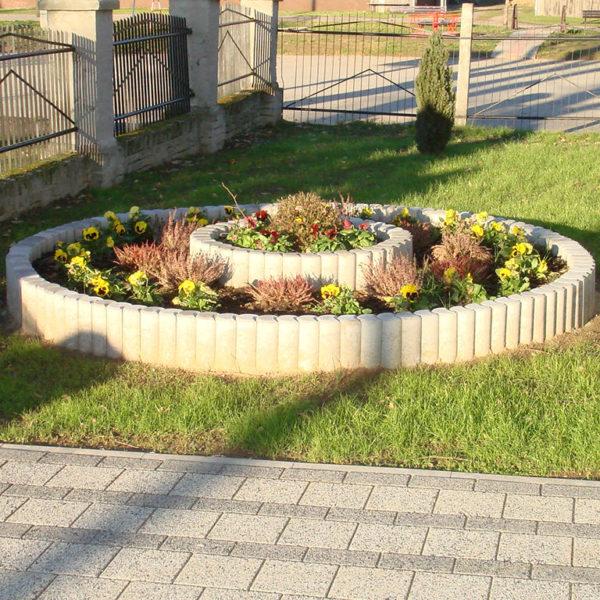 Vrtne palisade R1