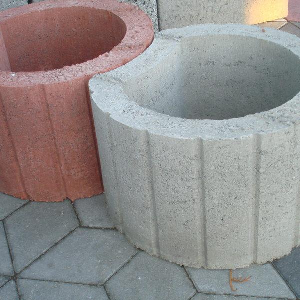 Vrtne palisade R4